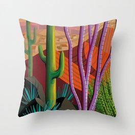 Tucson Throw Pillow