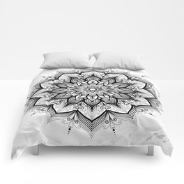 Imagination Marble Comforters