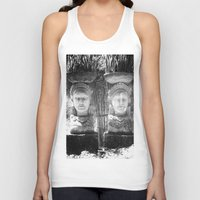 equality Tank Tops featuring Equality by Sandy Broenimann