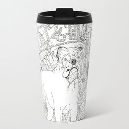 Trippy Travel Mug