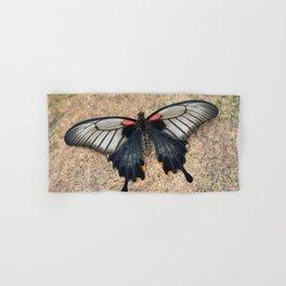 Beauty Butterfly by Teresa Thompson Hand & Bath Towel