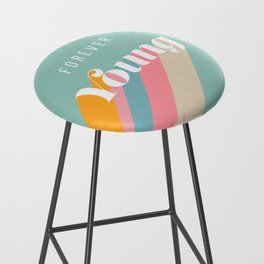 Forever Young Bar Stool