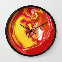 Embryonic - (Larger Size to enable more products) Wall Clock