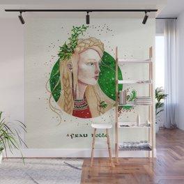 frau holle Wall Mural