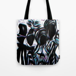 TRIBE.hint of blue Tote Bag