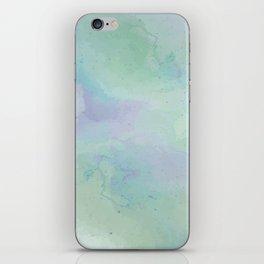 Lacuna Watercolour Sky iPhone Skin