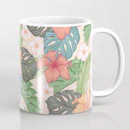 Sweet Pink Blooms Coffee Mug