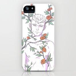 Pretty Boy 5 iPhone Case
