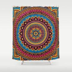 Hippie Mandala 19 Shower Curtain