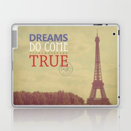 Dreams Do Come True Laptop & iPad Skin