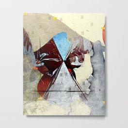Wings Of A Nightingale Metal Print