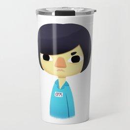 Prisoner 0775 Travel Mug