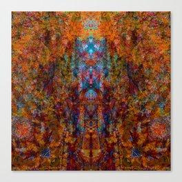 Tesseractual Dream Canvas Print