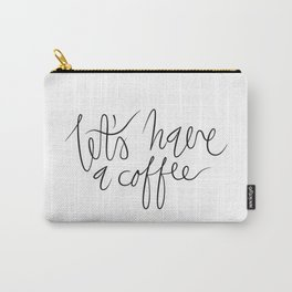 Coffee maniac. Carry-All Pouch