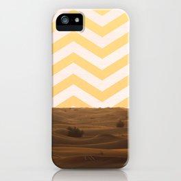 Desert Lifestyle  iPhone Case