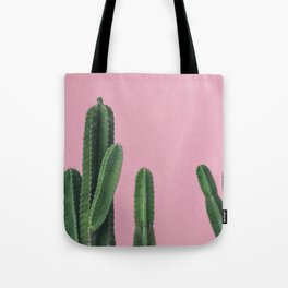 Vintage Cactus Tote Bag