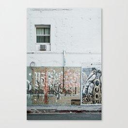 Los Angeles - Wall Canvas Print