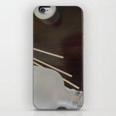 Bottle no ship iPhone & iPod Skin