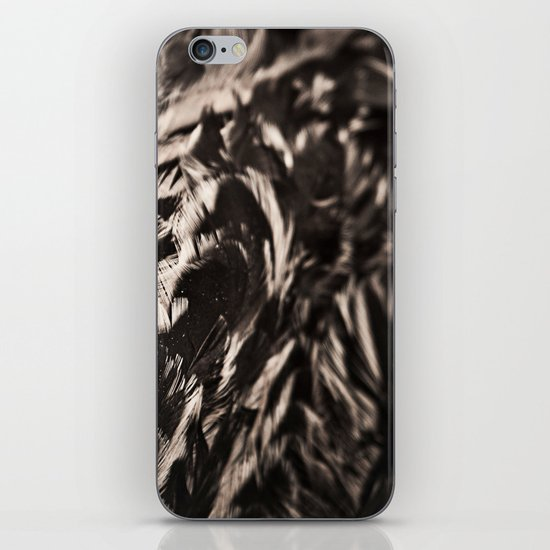 It is Not Only Fine Feathers That Make Fine Birds iPhone & iPod Skin