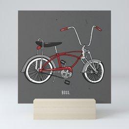 Boss[er] Mini Art Print