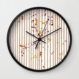 Uneven Wall Clock