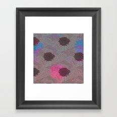 Greys Framed Art Print