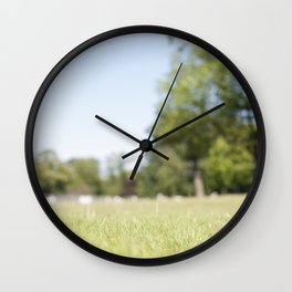Another Sunny Day Wall Clock