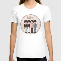yellow submarine T-shirts featuring ♡ yellow submarine ♡ by lone snow