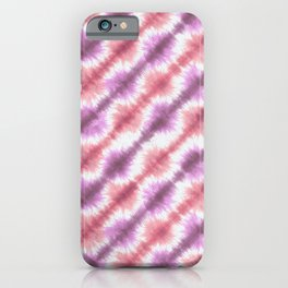 Dyed Washi Paper <pink daisy> iPhone Case