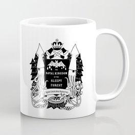 The Royal Kingdom of the Sleepy Forest Coffee Mug