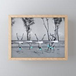 Form Framed Mini Art Print