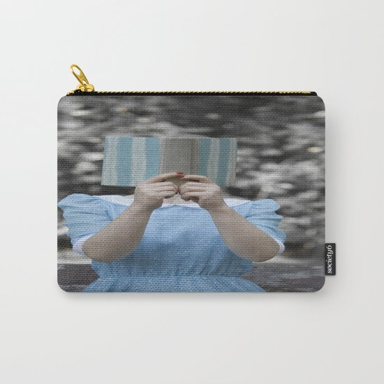 Reading Carry-All Pouch