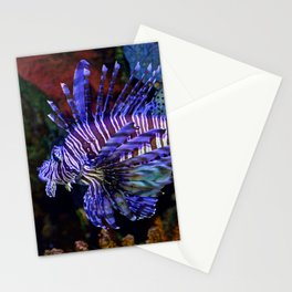 Pterois Stationery Cards