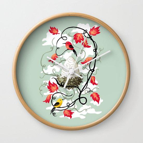 Nest 2 Wall Clock