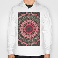 spiritual Hoodies featuring Spiritual Rhythm Mandala by Elias Zacarias