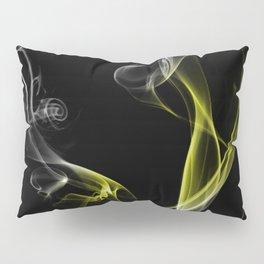 Smoke Yellow Pillow Sham