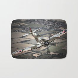 Vickers Armstrong Spitfire FR XIV Bath Mat