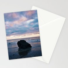 Sunset at El Pescador Beach Stationery Cards
