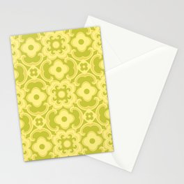 Graphic Medallions Stationery Cards