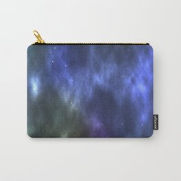 Galaxy Blue Carry-All Pouch
