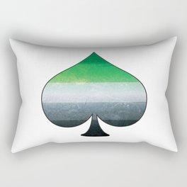 Aromantic Ace Rectangular Pillow