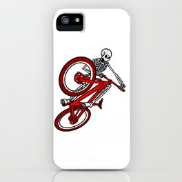Huckin' It Hereafter (no text) iPhone Case