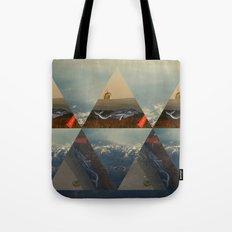 Run, whale, run!! Tote Bag
