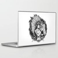 indiana Laptop & iPad Skins featuring indiana by ridwanafid
