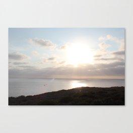 Heavenly Canvas Print