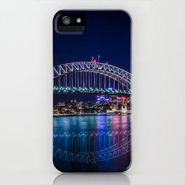 Sydney iPhone Case
