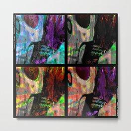 Underwater Dreams Metal Print