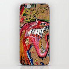 Walking Back From a Nightmare iPhone & iPod Skin