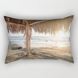 Punta Cana Beach Rectangular Pillow