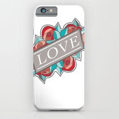 Love & Roses iPhone 6s Slim Case